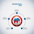 Republican party elephant usa icon