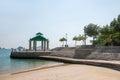 Repulse bay beach seaview shelter hong kong s Royalty Free Stock Photo