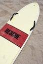 Rescue surfboard