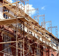 Residential Construction Royalty Free Stock Photo