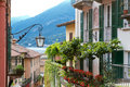 Residential house, Italy Royalty Free Stock Images