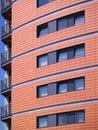 Residential tower block Stock Photos