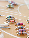 Resistors Stock Photography