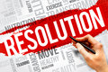 Resolution Royalty Free Stock Photo