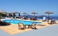 Resort in Santorini