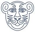 Respect Tiger Mask