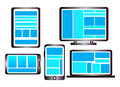 Stock Images Responsive Web Design