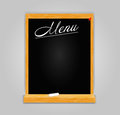 Restaurant menu template in retro style vector illustration this is file of eps format Stock Photo