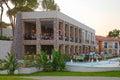 Restaurant in resort hotel, Belek, Turkey