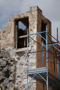 Restoration Work in Lecce Stock Photos