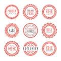 Retail Badges