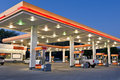 Retail Gasoline Station And Co...