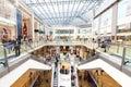 Retail shopping mall Royalty Free Stock Photo