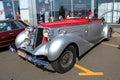 Retro auto show.Audi Stock Photography