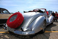 Retro auto show. Audi Stock Photo