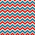 Retro background american patriotic colors vector illustration Royalty Free Stock Photos