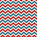 Retro background american patriotic colors vector illustration Stock Photo