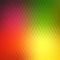 Retro background, pattern rhombs, transition bright colors, vector background. Vector backdrop of geometric shape.