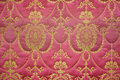 Retro baroque tapestry Stock Photo