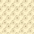 Retro bicycle seamless background this is file of eps format Royalty Free Stock Photos