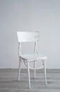 Retro chair Royalty Free Stock Photo