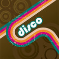 Retro disco style Stock Photos