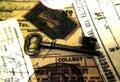 Retro- Felder Stockbilder