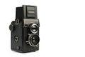 Retro film camera
