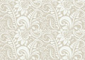 Retro floral wallpaper. Seamless Royalty Free Stock Image