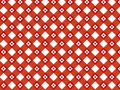 Retro flower red plaid pattern Stock Images