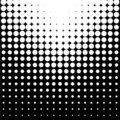 Retro halftone Stock Images