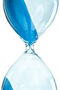 Retro hourglass Stock Image