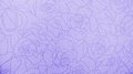 Retro Lace Floral Seamless Rose Pattern Purple Fabric Background Vintage Style Royalty Free Stock Photo