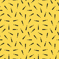 Retro memphis pattern - seamless background.