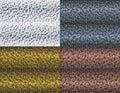 Retro metal polka dots seamless background Royalty Free Stock Photo