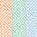 Retro modern neo vintage vector pattern Stock Photo