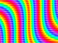 Retro Optical Art Stock Images