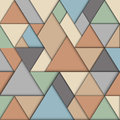 Retro origami background Royalty Free Stock Photography