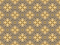 Retro patterns Royalty Free Stock Photo