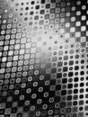 Retro Patterns - Black White Stock Photos