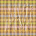 Retro plaid background seamless eps Stock Photo