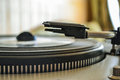 Retro Portable Turntable LP Pl...