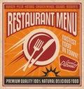 Plagát šablóna rýchlo jedlo reštaurácia
