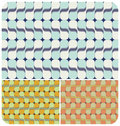 Retro Psychedelic Pattern ~3 Royalty Free Stock Photos
