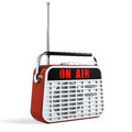 Retro Radio Stock Photos