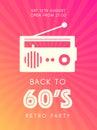 Retro-radio copy
