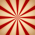Retro red background ray and stylish illustration. Vector illustration eps10