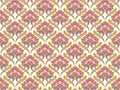 Retro seamless pattern Stock Images