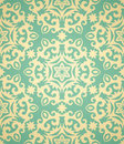 Retro seamless wallpaper Stock Photos