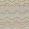 Retro seamless wave pattern Stock Photography